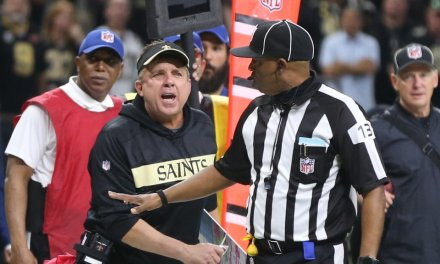 Sean Payton Says NFL's Head of Officials Admitted Blown Call