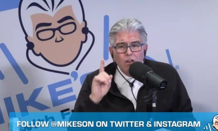 Mike Francesa was Outraged by Todd Gurley Exchanging Jerseys with Referee