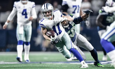 Cole Beasley Took a Few Shots at Cowboys Front Office as He Prepares for Free Agency