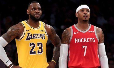 Lakers Interested In Carmelo Anthony If Roster Spot Opens