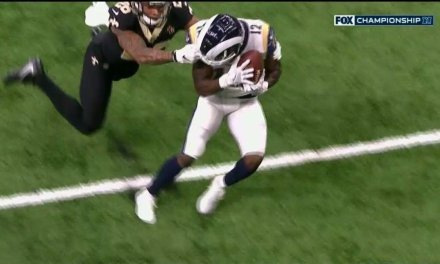 Rams Contend Refs Also Had Blatant Facemask No Call