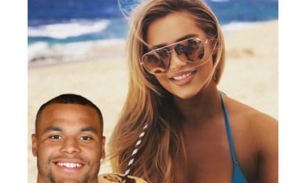 Dak Prescott Spotted Partying in Vegas with IG Model Lauren Holley