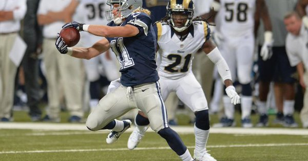 Cole Beasley Says Cowboys' Front Office 'Pushes' Who Gets Ball