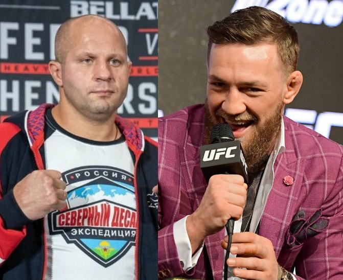 Russian MMA legend Fedor Emelianenko Issues a Warning to Conor McGregor