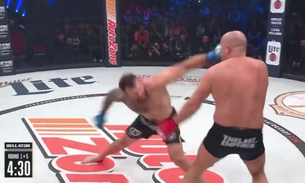 Ryan Bader Knocked Out Fedor Emelianenko in the First Round to Become Bellator's Heavyweight Champion