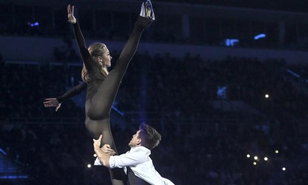 Fans React to Russian Skater Alexandra Stepanova's Racy Outfit