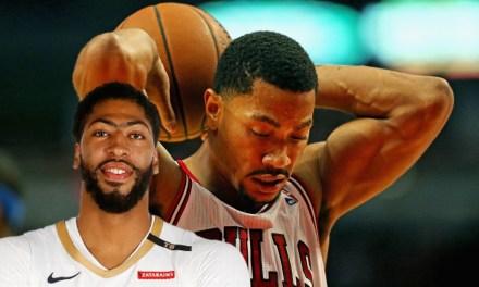 Rose Rule Preventing Celtics From Trading for Anthony Davis