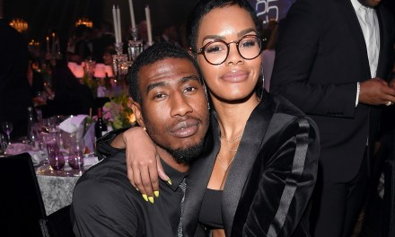 Iman Shumpert Apologizes to Teyana Taylor for Showing Out Under Her Pic