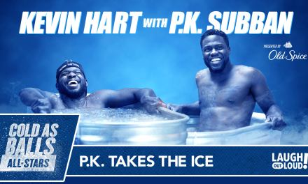 Kevin Hart Welcomes 1st Hockey Player to Cold As Balls – P.K. Subban