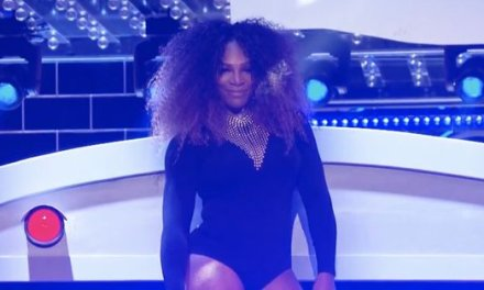 Serena Williams Made a Surprise Appearance on Lip Sync Battle
