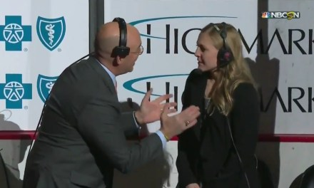 Pierre McGuire Explaining Hockey to Olympic Gold Medalist ​Kendall Coyne is Hard to Watch