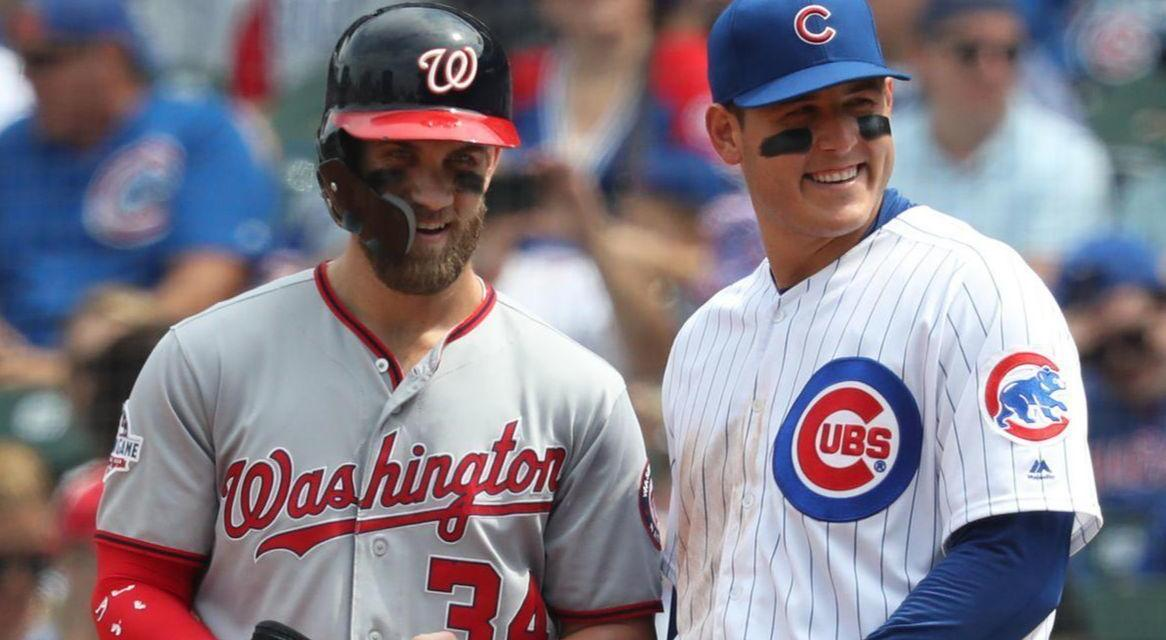 Cubs Rumored to Have Met with Bryce Harper on Friday