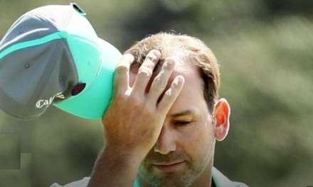 Sergio Garcia Disqualified from Saudi International for Purposely Damaging Greens