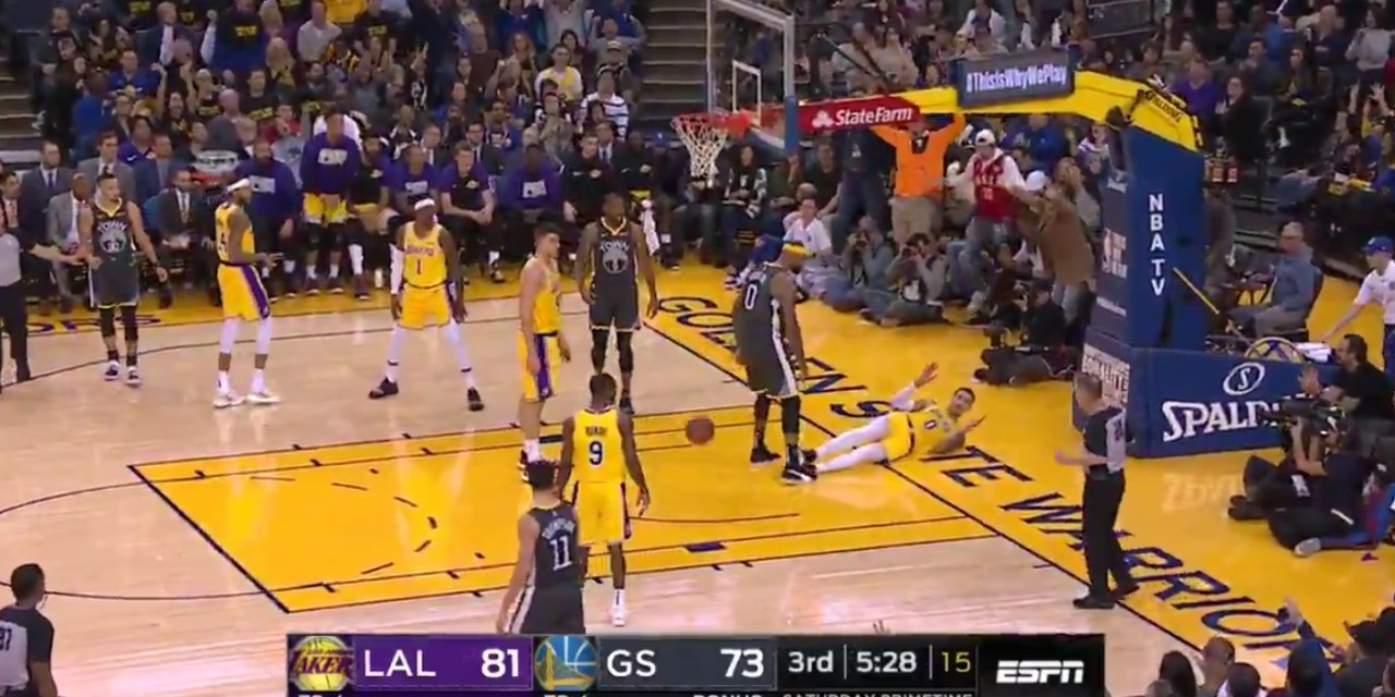 DeMarcus Cousins Buried Kyle Kuzma on a Posterization