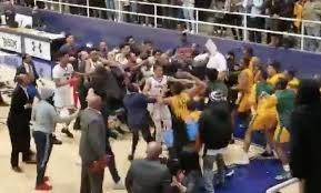 Massive Brawl Broke Out after Howard Blew a 22-Point Lead to Norfolk State