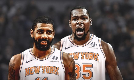 Porzingis Trade Opens the Door for Knicks to Pursue Durant and Kyrie Irving?