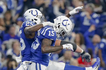 Colts WR Dontrelle Inman Accused of Putting His Hands on a Woman