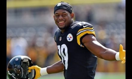 "John Wall Tells JuJu Smith-Schuster ""I'll See U Around"" After the Steelers Receiver Laughs at His Injury"