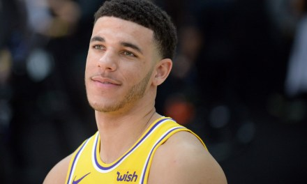 Lonzo Ball Issued a Statement After Not Being Traded