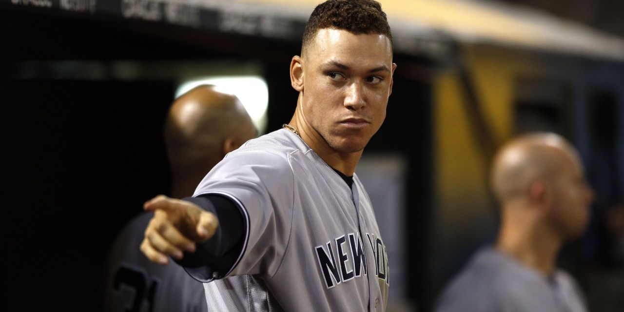 Aaron Judge's On Again Girlfriend Samantha Bracksieck was Engaged Up Until Late Last Year