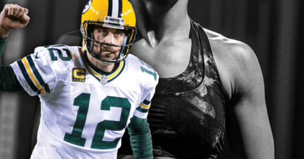 Aaron Rodgers Knows about the Popularity of the Packers Overseas Because of Danica Patrick