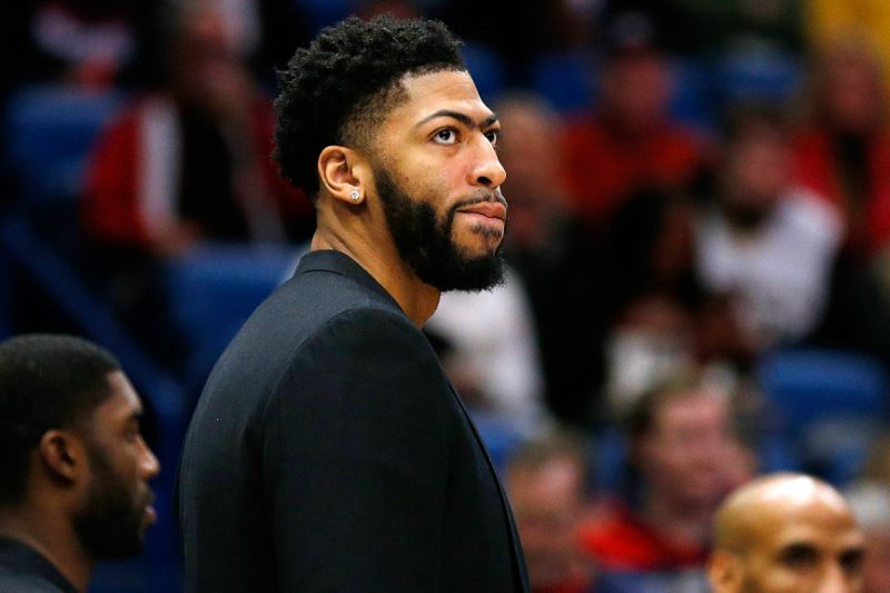 Pelicans Would Have Been Fined $2.7 Million  For Sitting Anthony Davis Rest of Season