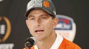 Dabo Swinney Admits Clemson Could Have Provided Players with PEDs