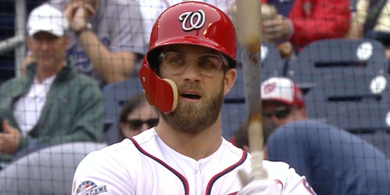"""Giants President on Bryce Harper """"You Don't Make a Trip for Show"""""""