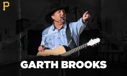 Country Music Star Garth Brooks is Joining the Pirates for Spring Training