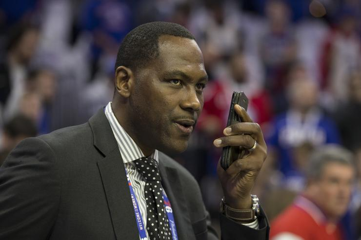76ers' Elton Brand Reportedly called Magic to Apologize
