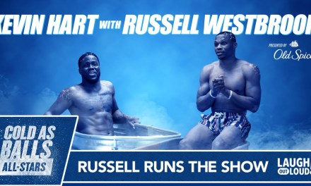 Russell Westbrook Discusses Past Feud With Kevin Durant and The Real Reason Behind Staying in OKC on Kevin Hart's Cold As Balls