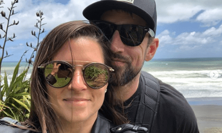 Danica Patrick and Aaron Rodgers Wish Each Other a Happy Valentine's Day