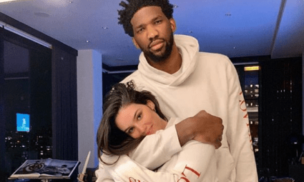 Joel Embiid and Anne de Paula Trust Each Other's Process