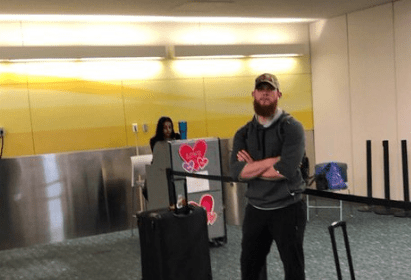 Craig Kimbrel to the Braves Rumors Heat Up after He Was Spotted at the Airport in Orlando