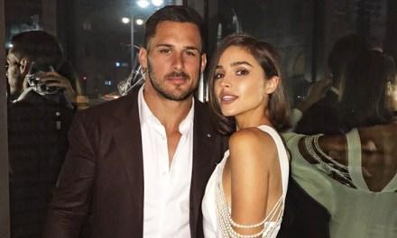 Danny Amendola and Olivia Culpo Are Still Together On Vacation in Mexico