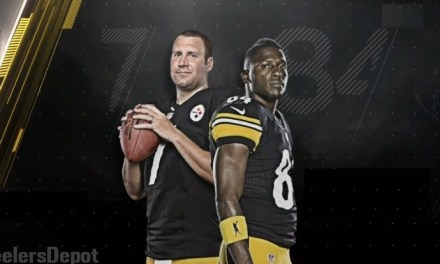 Antonio Brown Says Big Ben Has an Owner Mentality