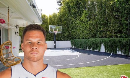 Blake Griffin Selling His $11 Million Pacific Palisades Mansion