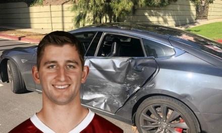 Josh Rosen Says He's OK After Serious Car Accident