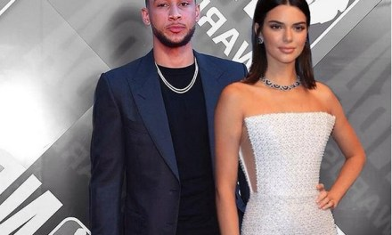 Ben Simmons and Kendall Jenner Hint at a Tropical Vacation