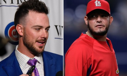 Kris Bryant Responds to Yadier Molina's Response to His St. Louis Comments