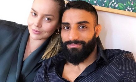 MMA Fighter Adel Altamimi Engaged to Actress Abbie Cornish