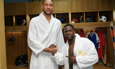 Ben Simmons Shares Why He'll Never Leave Philadelphia on Cold As Balls