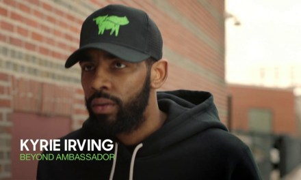 Kyrie Irving Featured In Commercial For Beyond Meat