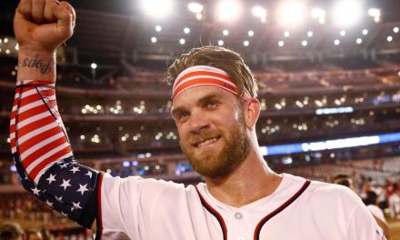 Bryce Harper Rumored to Be Giving the Padres the Opportunity to Match the Phillies Offer