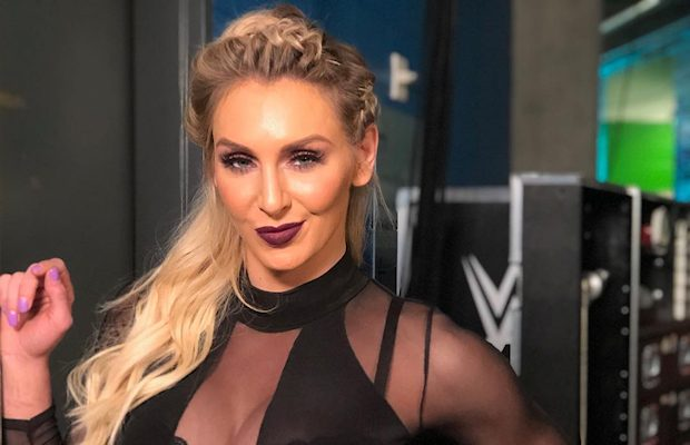 Charlotte Flair Was Spotted Snuggled Up with Fellow WWE Wrestler Andrade