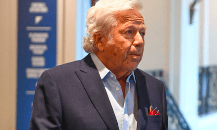 Patriots Owner Rober Kraft Charged in Florida Prostitution Sting