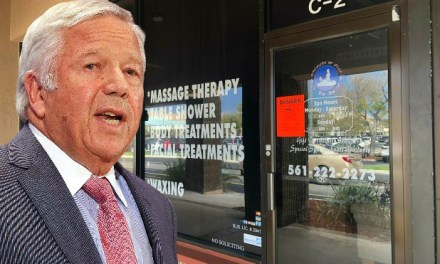 Fans Flock to The Spa Where Robert Kraft Allegedly Solicited Prostitution