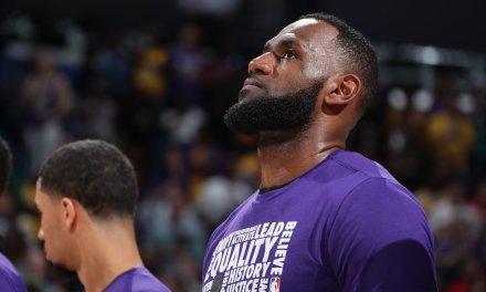 LeBron Questions Teammates' 'Sense of Urgency'