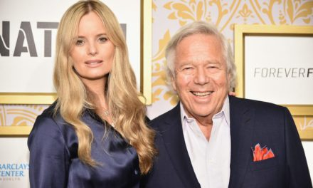 Bob Kraft's Girlfriend Ricki Noel Lander Strikes Back After Instagram Hate Comments