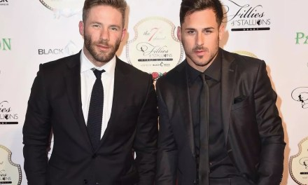 Julian Edelman and Danny Amendola On Brocation in Amsterdam